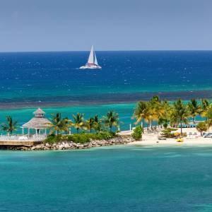 Kāzas Jamaikā