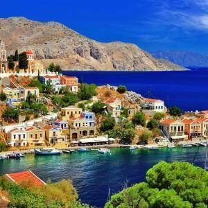 Čarterceļojums uz Grieķiju (Rodas salu)