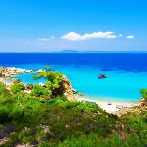 Grieķija - Halkidiki