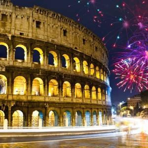 Jaunais gads Romā