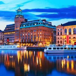 Круиз Рига - Стокгольм