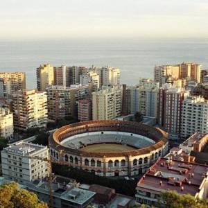 Malaga un Andalūzija nedēļas nogalē