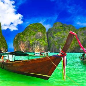 Ceļojums uz Taizemi (Bangkoku)