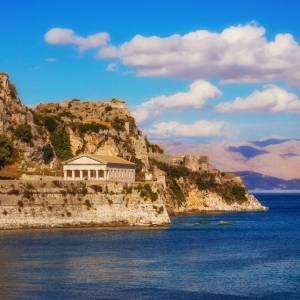 Ceļojums uz Grieķiju (Korfu salu)