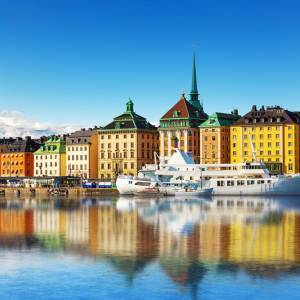 Kruīzs Tallina-Stokholma
