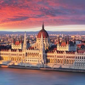 Brīvdienas Budapeštā