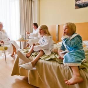 Ar ģimeni uz Tervise Paradiis Igaunijā