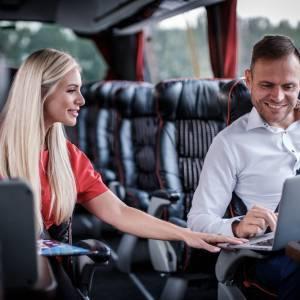 Biznesa braucieni ar Lux Express - mūsdienīga izvēle