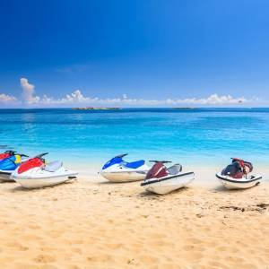 Mедовый месяц на Багамских островах