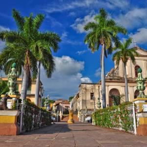 Медовый месяц в Кубе