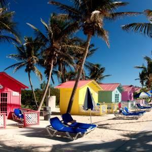 Kāzas Bahamu salās